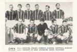 Elftallen hoogste klasse , clubnaam onderstreept , 1960