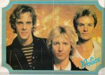 Popstar posters , 2e soort , 1980