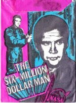 The six million dollar man , 1975